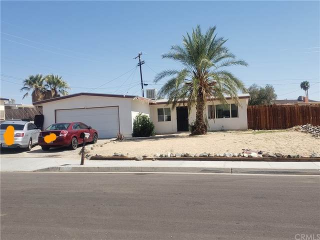 73042 Sun Valley Drive, 29 Palms, CA 92277 (MLS #IV21205421) :: The Zia Group