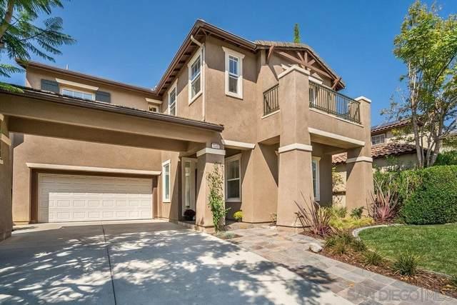 7040 Chapala Canyon Ct, San Diego, CA 92129 (MLS #210026452) :: The Zia Group