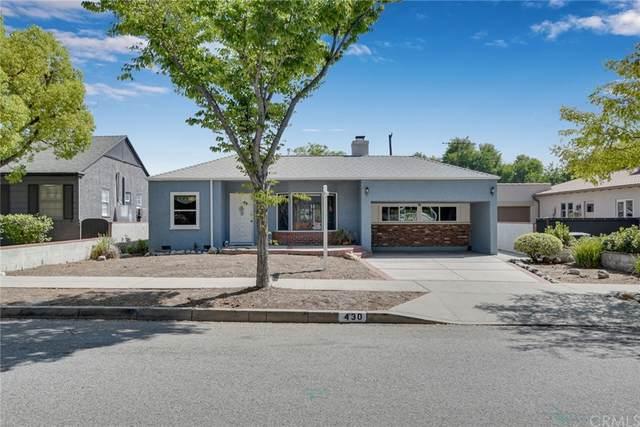 430 Castano Avenue, Pasadena, CA 91107 (#TR21205265) :: Steele Canyon Realty