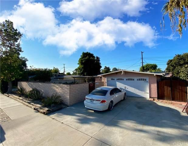 2351 W Broadway, Anaheim, CA 92804 (MLS #CV21205455) :: The Zia Group