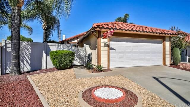 26266 Sunnywood Street, Menifee, CA 92586 (MLS #OC21205075) :: The Zia Group