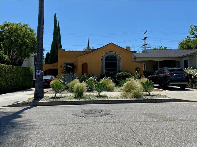 8822 Rosewood Avenue, West Hollywood, CA 90048 (#MB21205453) :: Millman Team