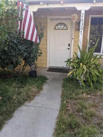 26307 Girard Street, Hemet, CA 92544 (MLS #SW21205428) :: The Zia Group