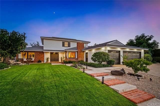 18022 Leafwood Lane, North Tustin, CA 92705 (#OC21195839) :: Jett Real Estate Group