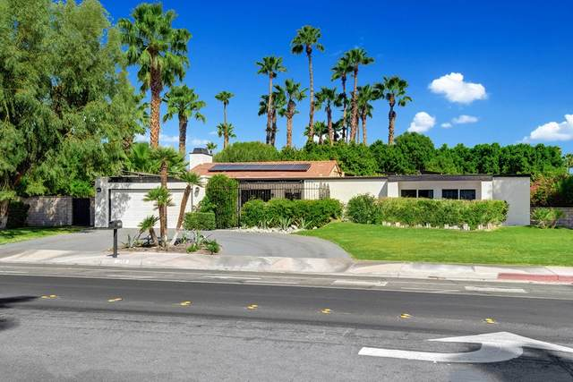 1200 N Avenida Caballeros, Palm Springs, CA 92262 (MLS #219067681PS) :: The Zia Group