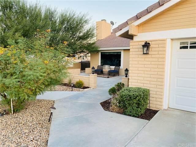 14433 Ironsides Lane, Helendale, CA 92342 (#SR21205457) :: Jett Real Estate Group