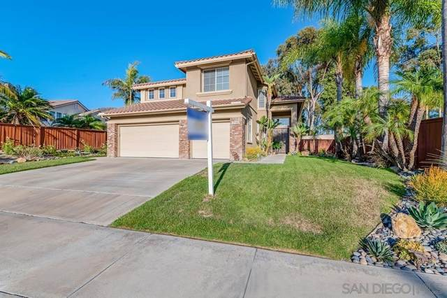 17115 Patina St., San Diego, CA 92127 (#210026456) :: Cane Real Estate