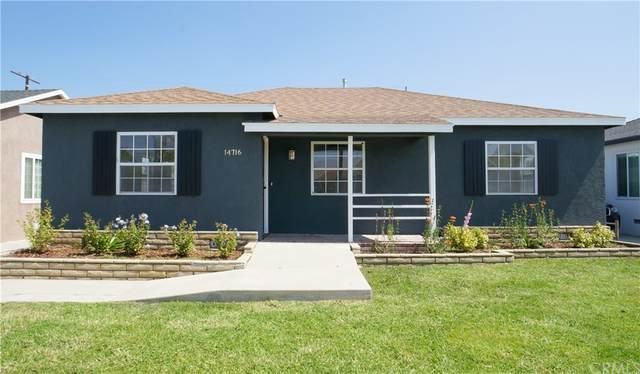 14716 Spinning Avenue, Gardena, CA 90249 (#SB21185154) :: Blake Cory Home Selling Team