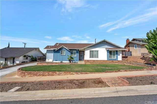 459 N Danehurst Avenue, Covina, CA 91724 (#OC21200771) :: Steele Canyon Realty
