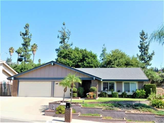610 Camaritas Drive, Diamond Bar, CA 91765 (#RS21205227) :: Steele Canyon Realty