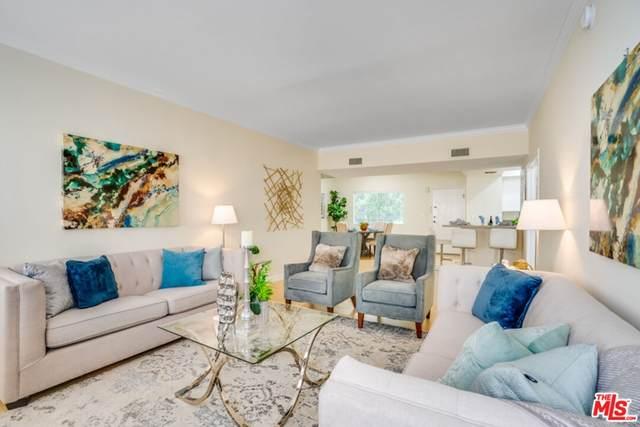 12001 Goshen Avenue #202, Los Angeles (City), CA 90049 (#21783716) :: Wendy Rich-Soto and Associates