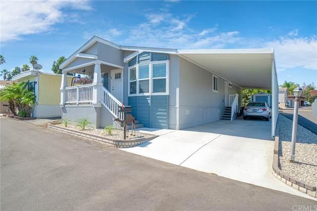 1501 Palos Verdes Drive North #80, Harbor City, CA 90710 (#SB21205095) :: Steele Canyon Realty
