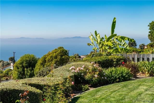 28303 Ella Road, Rancho Palos Verdes, CA 90275 (#PV21205489) :: Wendy Rich-Soto and Associates