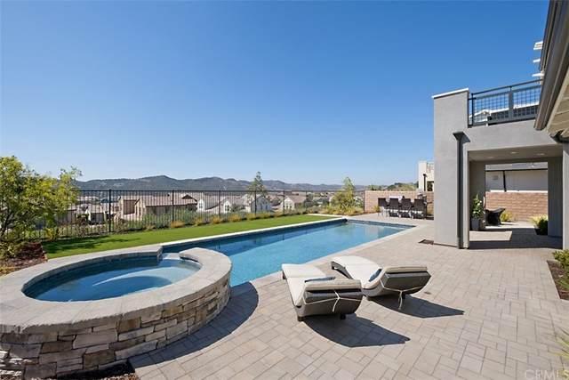 27 Sedoso Court, Rancho Mission Viejo, CA 92694 (#OC21205122) :: Berkshire Hathaway HomeServices California Properties