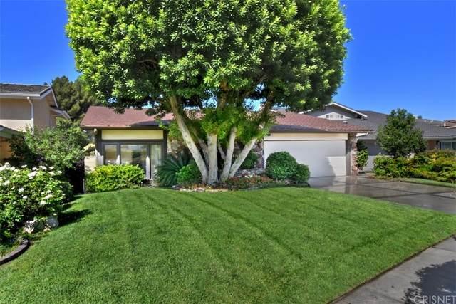 5507 Alcove Avenue, Valley Village, CA 91607 (#SR21205482) :: Jett Real Estate Group