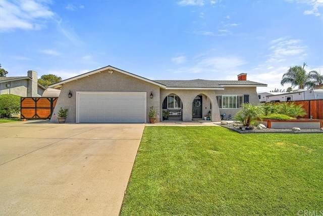 6961 Berkshire Avenue, Rancho Cucamonga, CA 91701 (#CV21205532) :: Corcoran Global Living
