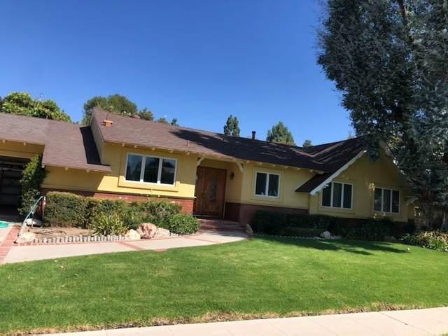 18227 Ludlow Street, Porter Ranch, CA 91326 (#SR21205554) :: Corcoran Global Living