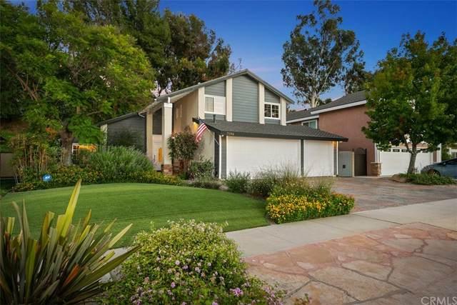 7596 E Calle Durango, Anaheim Hills, CA 92808 (#PW21197182) :: Cane Real Estate