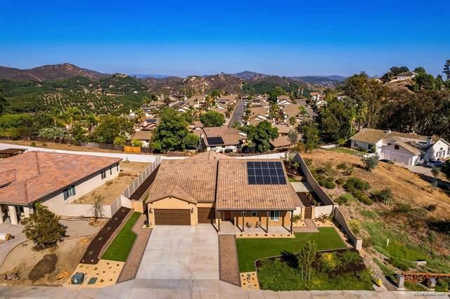 1501 Vista Verde Dr, Escondido, CA 92026 (#NDP2110816) :: Zen Ziejewski and Team