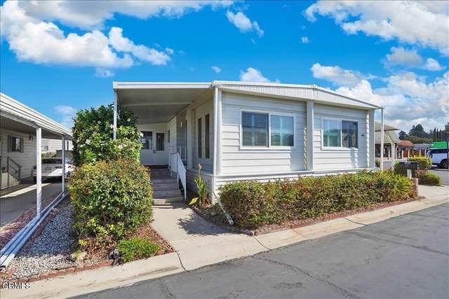 163 Don Ricardo #163, Ojai, CA 93023 (#V1-8440) :: RE/MAX Empire Properties