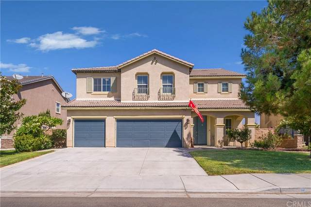 12364 Meadowvale Street, Eastvale, CA 91752 (#AR21200024) :: Steele Canyon Realty