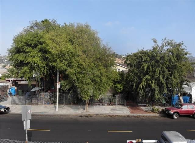 3723 Carlota Boulevard, Los Angeles (City), CA 90031 (#AR21205577) :: Wendy Rich-Soto and Associates