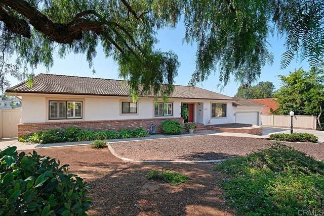 1923 Camino Loma Verde, Vista, CA 92084 (#NDP2110820) :: Cane Real Estate