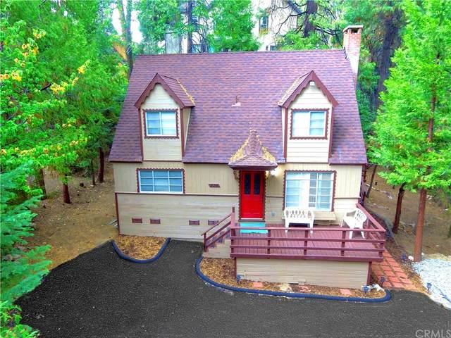 220 Crest Circle, Lake Arrowhead, CA 92352 (#IV21205598) :: Swack Real Estate Group | Keller Williams Realty Central Coast