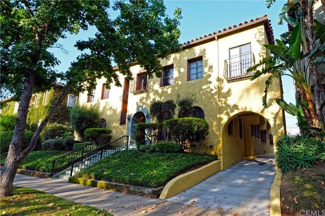 444 N Sycamore Avenue #6, Los Angeles (City), CA 90036 (#PW21205605) :: Steele Canyon Realty