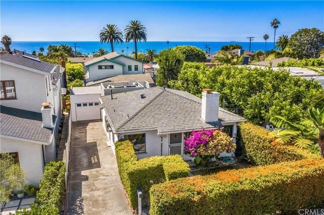 1455 Santa Cruz Street, Laguna Beach, CA 92651 (#LG21201037) :: Millman Team