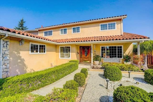 1007 Reed Avenue, Sunnyvale, CA 94086 (#ML81863135) :: Corcoran Global Living