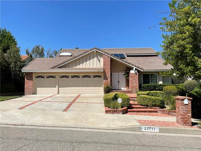23717 Justice Street, West Hills, CA 91304 (#SR21201441) :: Steele Canyon Realty