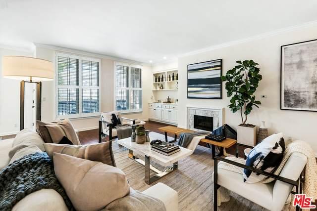 420 S Barrington Avenue #101, Los Angeles (City), CA 90049 (#21784828) :: Wendy Rich-Soto and Associates