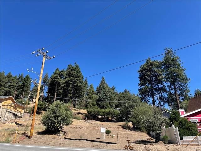 31507 Valley Ridge Drive, Running Springs, CA 92382 (#EV21205671) :: Team Tami