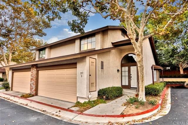 553 W Puente Street #2, Covina, CA 91722 (#CV21205134) :: Steele Canyon Realty