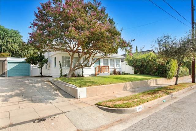919 Cornell Road, Pasadena, CA 91106 (#PW21205528) :: Steele Canyon Realty