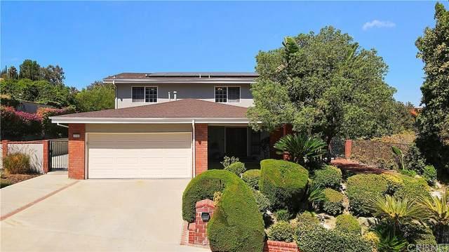 24569 Calvert Street, Woodland Hills, CA 91367 (#SR21205646) :: Zen Ziejewski and Team