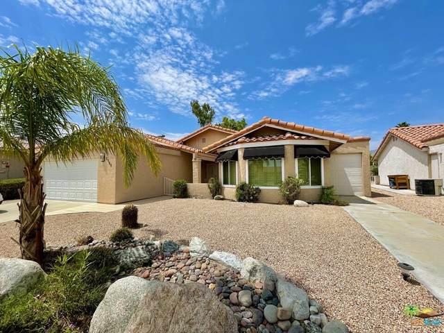 8740 Warwick Drive, Desert Hot Springs, CA 92240 (#21784922) :: Corcoran Global Living