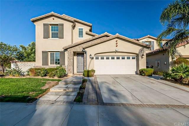 7626 Casa De Maria Court, Eastvale, CA 92880 (#IV21205718) :: Steele Canyon Realty
