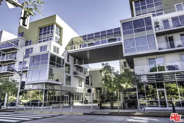 1705 Ocean Avenue #314, Santa Monica, CA 90401 (#21784600) :: Corcoran Global Living