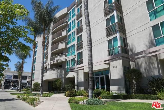 267 S San Pedro Street #524, Los Angeles (City), CA 90012 (#21784904) :: Millman Team
