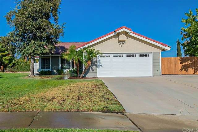 7353 Lemonwood Place, Rancho Cucamonga, CA 91730 (#IV21205724) :: Corcoran Global Living