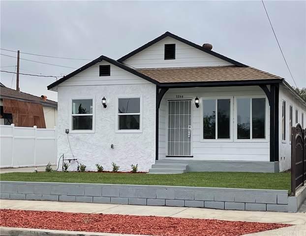 8844 Amboy Avenue, Sun Valley, CA 91352 (#SR21205595) :: Mark Nazzal Real Estate Group