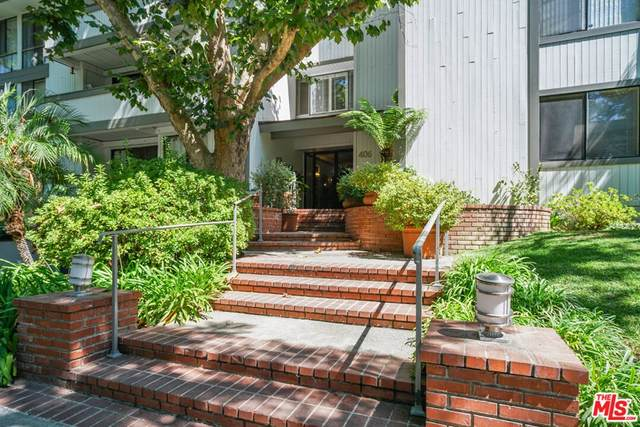 406 N Oakhurst Drive #303, Beverly Hills, CA 90210 (#21773754) :: Steele Canyon Realty