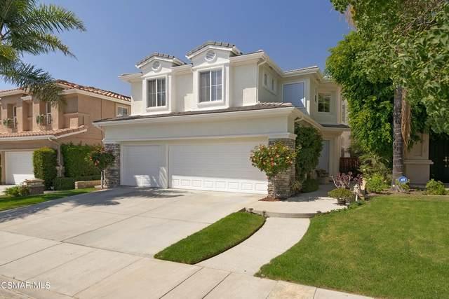 2909 Blazing Star Drive, Thousand Oaks, CA 91362 (#221005112) :: RE/MAX Empire Properties