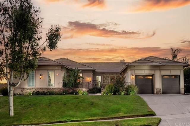 6134 Laurel Blossom Place, Rancho Cucamonga, CA 91739 (#CV21205012) :: Corcoran Global Living