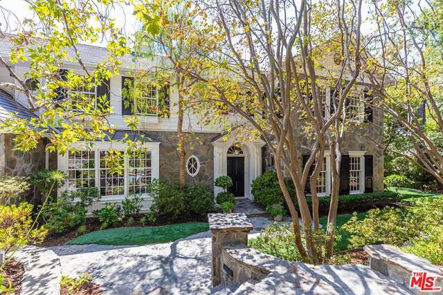 9588 Lime Orchard Road, Beverly Hills, CA 90210 (#21784286) :: The Miller Group
