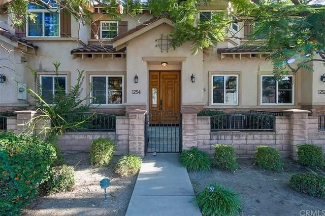 1254 Duarte Road, Duarte, CA 91010 (#AR21205020) :: Jett Real Estate Group