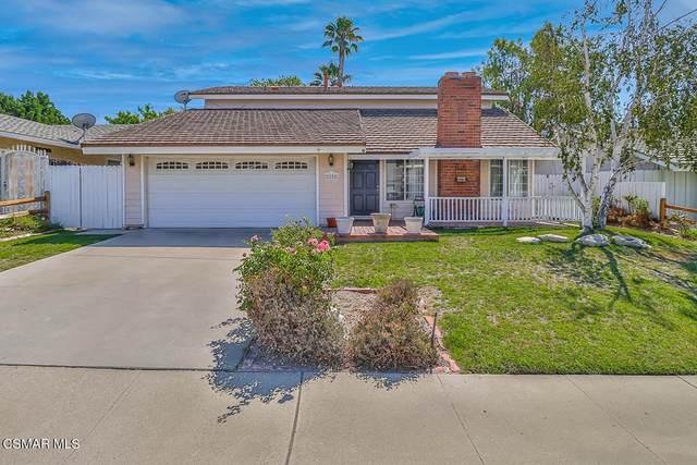 2252 Hollowpark Court, Thousand Oaks, CA 91362 (#221005121) :: Compass