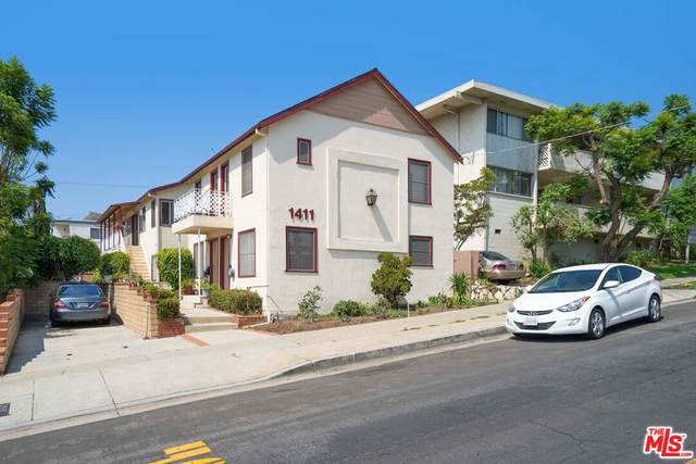 1411 Federal Avenue, Los Angeles (City), CA 90025 (#21785018) :: Steele Canyon Realty